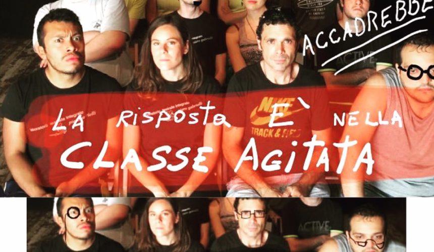La classe agitata dal 21 al 25 Novembre