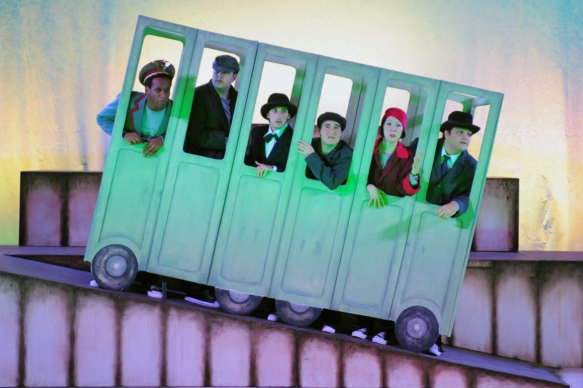Immagine dello spettacolo Marameo al colosseo