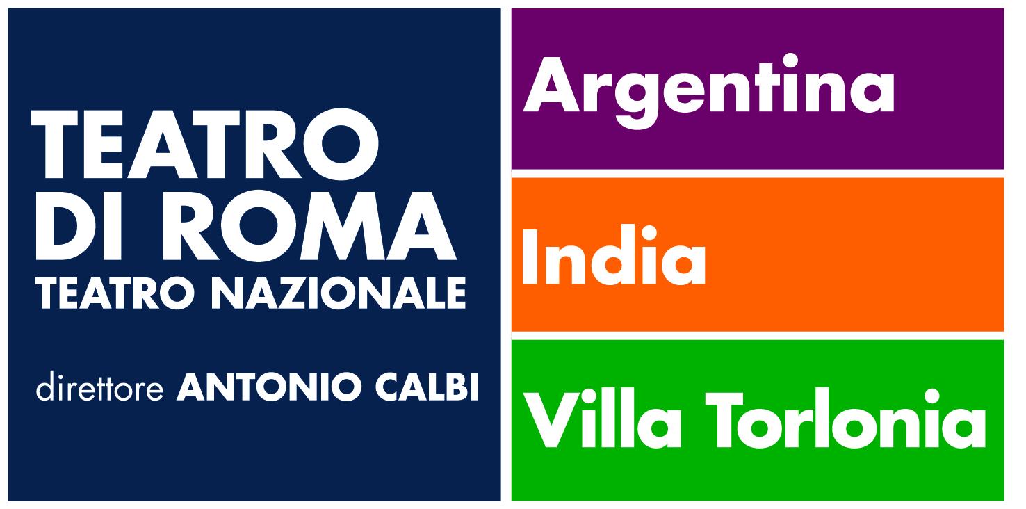 Logo del Teatro di Roma