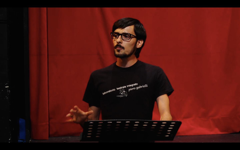 Danilo Turnaturi (attore - assistente regia)