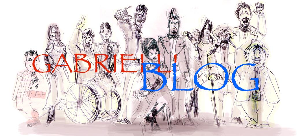 Intestazione del Gabrielli Blog