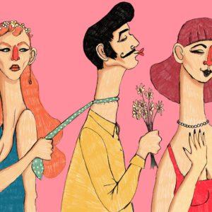 Storie di gelosia – Teatro India 18 luglio ore 20,30