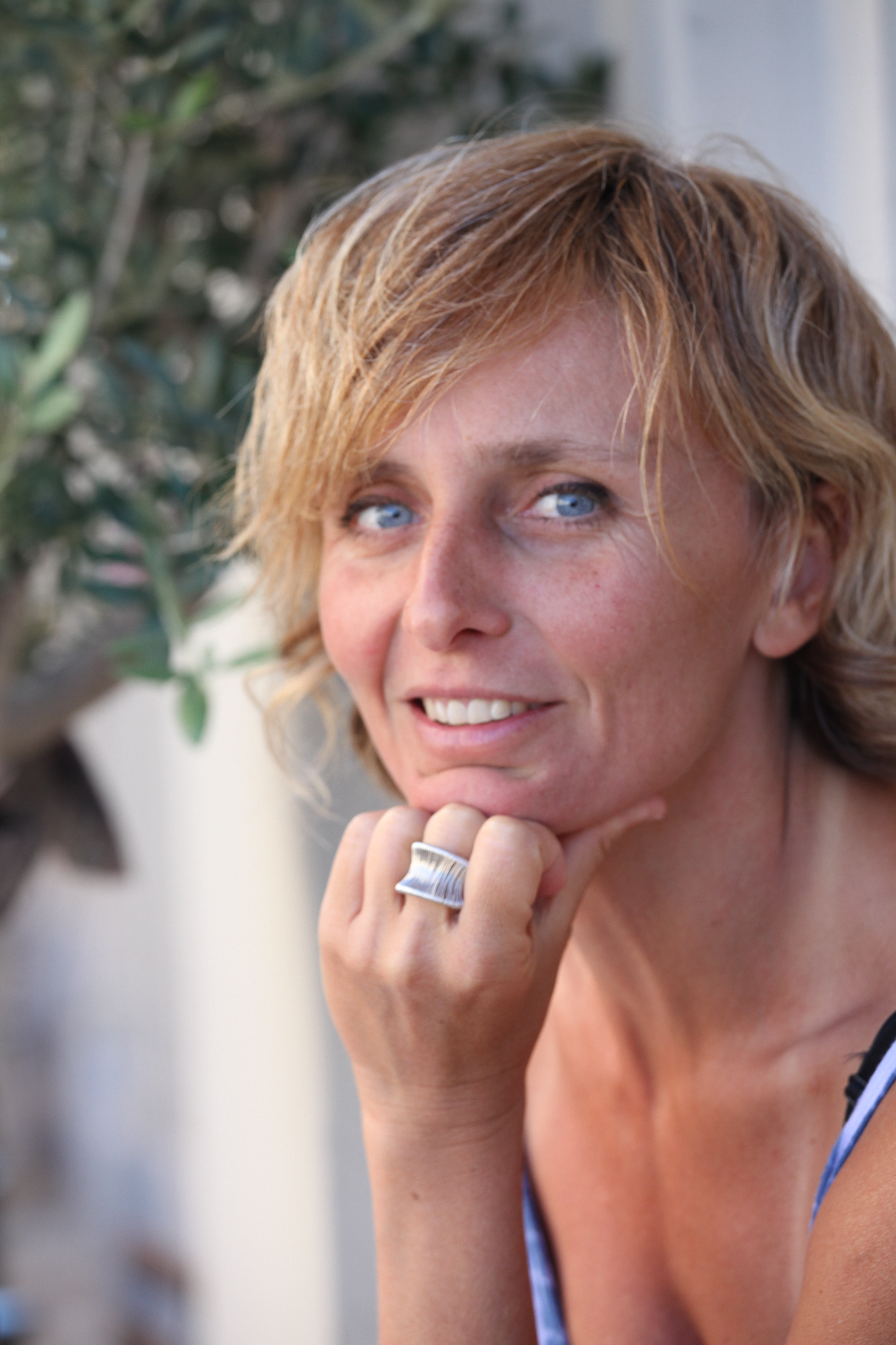 Tiziana Scrocca (attrice-regista)