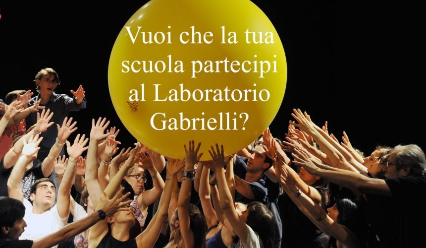 Partecipa al L.T.I. Piero Gabrielli A.S. 2019/2020
