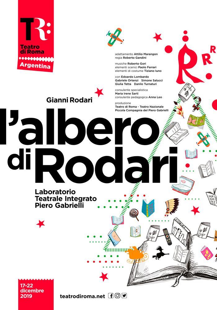 L'Albero di Rodari al Teatro Argentina dal 17 al 22 Dicembre
