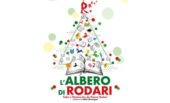 Locandina dell'Albero di Rodari