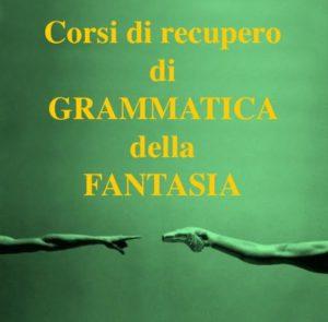 Incontri di grammatica della fantasia.