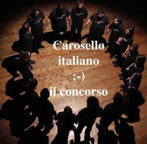 """Concorso """"CAROSELLO ITALIANO. Cosa vuol dire sentirsi italiani?"""""""