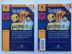 """Immagine del Libro Libro bilingue """"TURANDOT"""""""