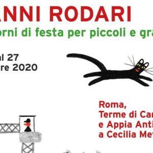 Gianni Rodari – Tre giorni di festa per piccoli e grandi