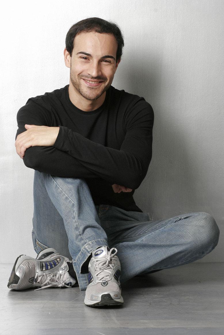 Roberto Baldassari (regista-attore)